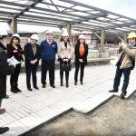 """Critican diseño del Centro de Creación de Valdivia por no tener """"sello ferroviario"""""""